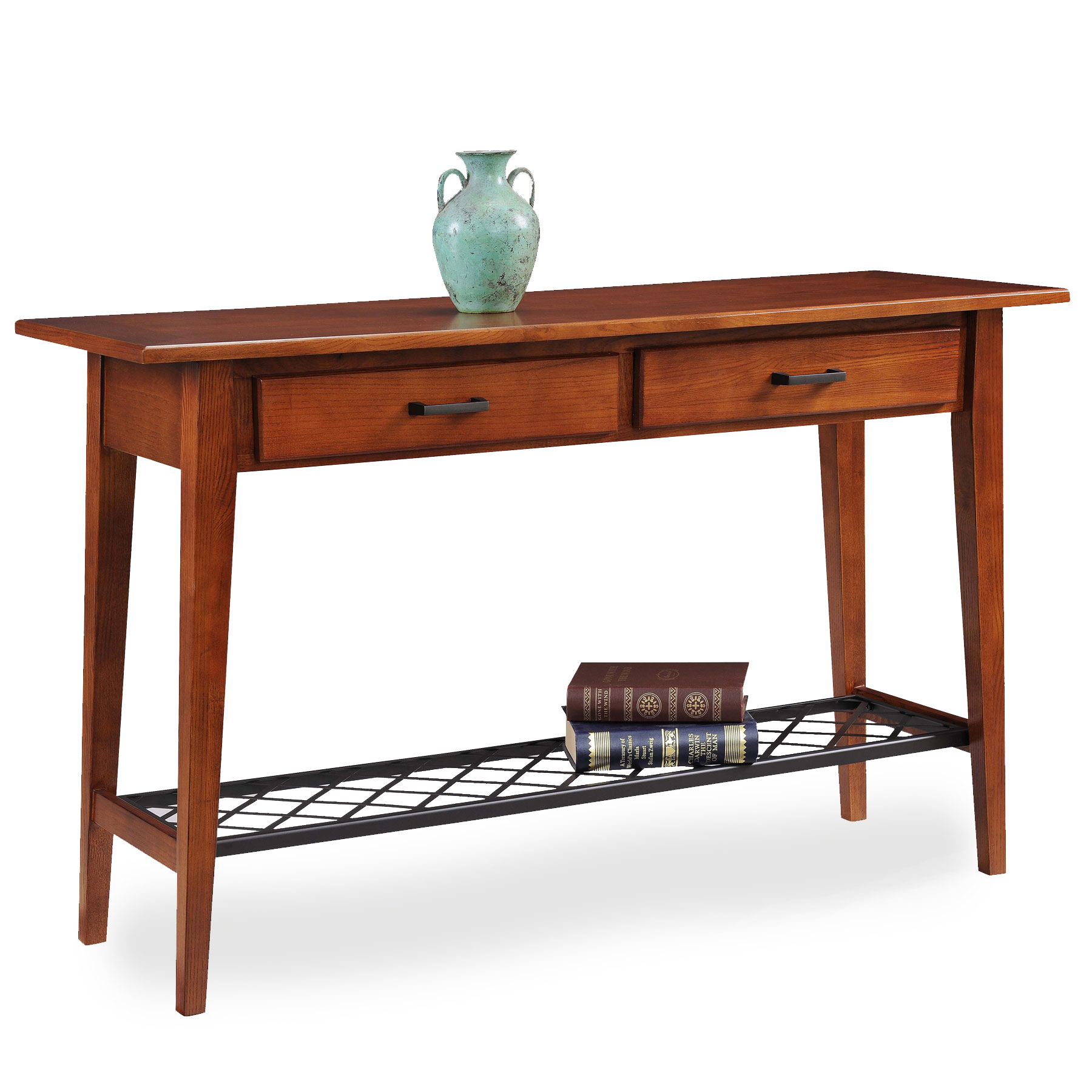 black mission style sofa table everton chelsea score leick westwood oak two drawer