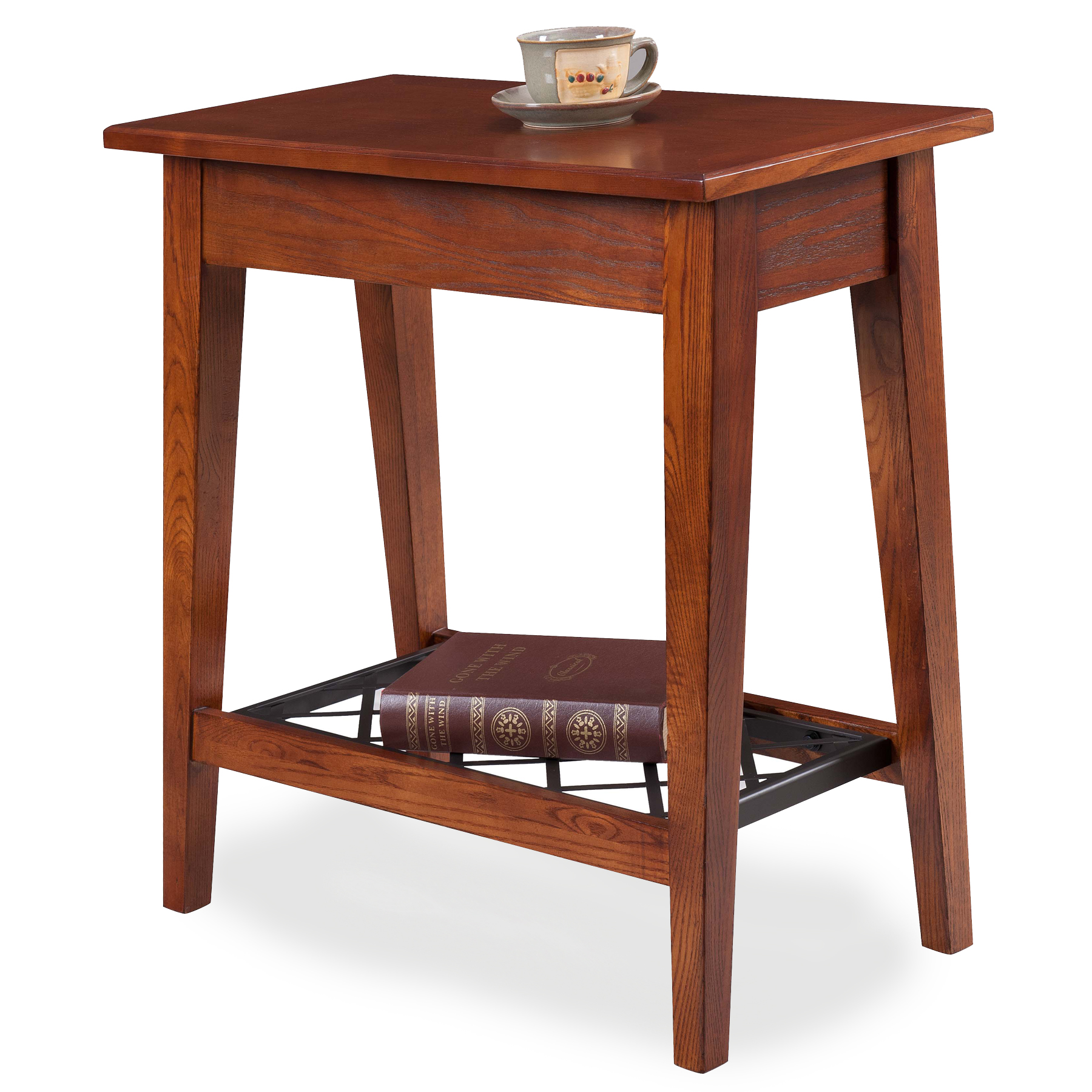 Narrow Chair Leick Westwood Oak Narrow Chair Side Table