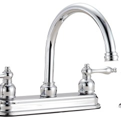 Sears Kitchen Faucets Ella's Stage 1 Design House 545442 Saratoga Faucet With Sprayer