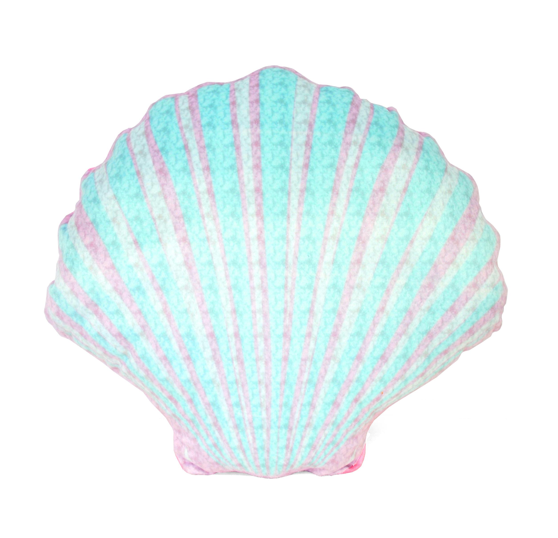 Piper Kids Sea Animals Shell Pillow