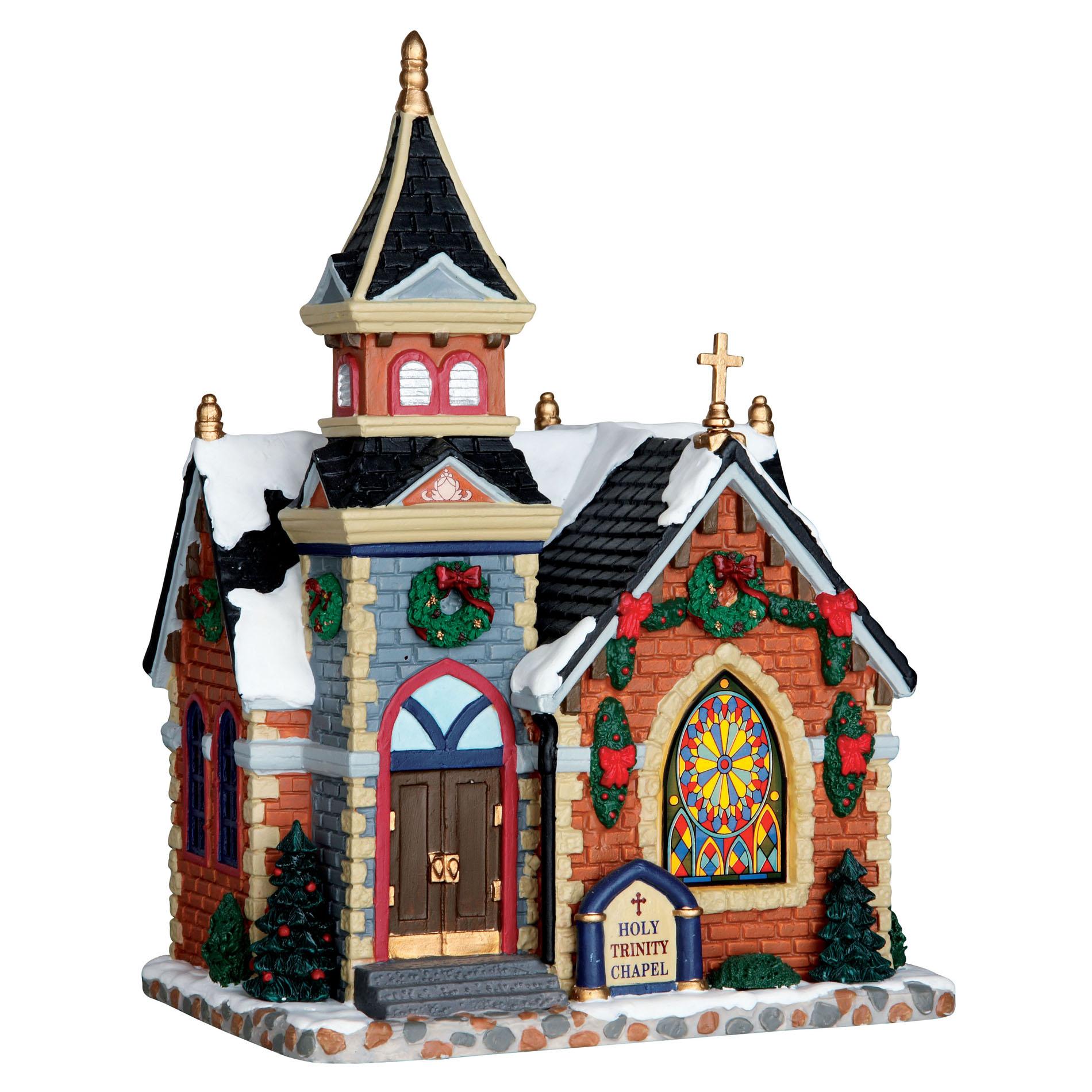 LIC LIMITED Christmas Village Building Holy Trinity Chapel