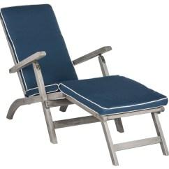 Sun Lounge Chairs Kmart 8 Chair Patio Dining Set Safavieh Palmdale Grey Navy