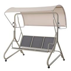 Swing Chair Local Indoor Wicker Sunjoy Sunrise Outdoor Living Patio Furniture