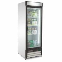 MAXX Cold MXM1-23R Single Glass Door Refrigerator 23 Cu Ft