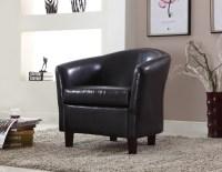 Faux Leather Living Room Furniture   Kmart.com