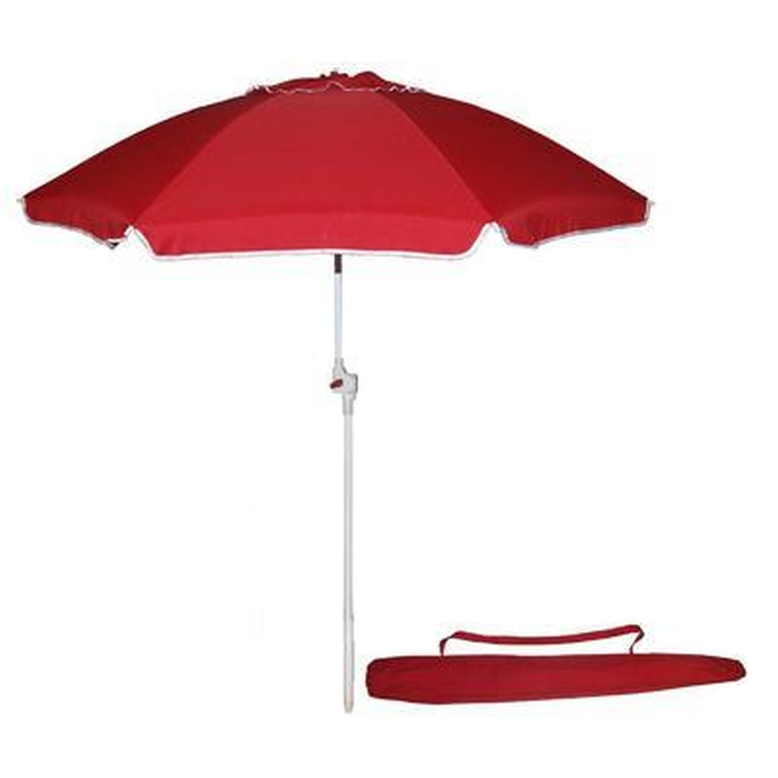 portable beach chair with umbrella fishing wow kingstate 7 39 patio