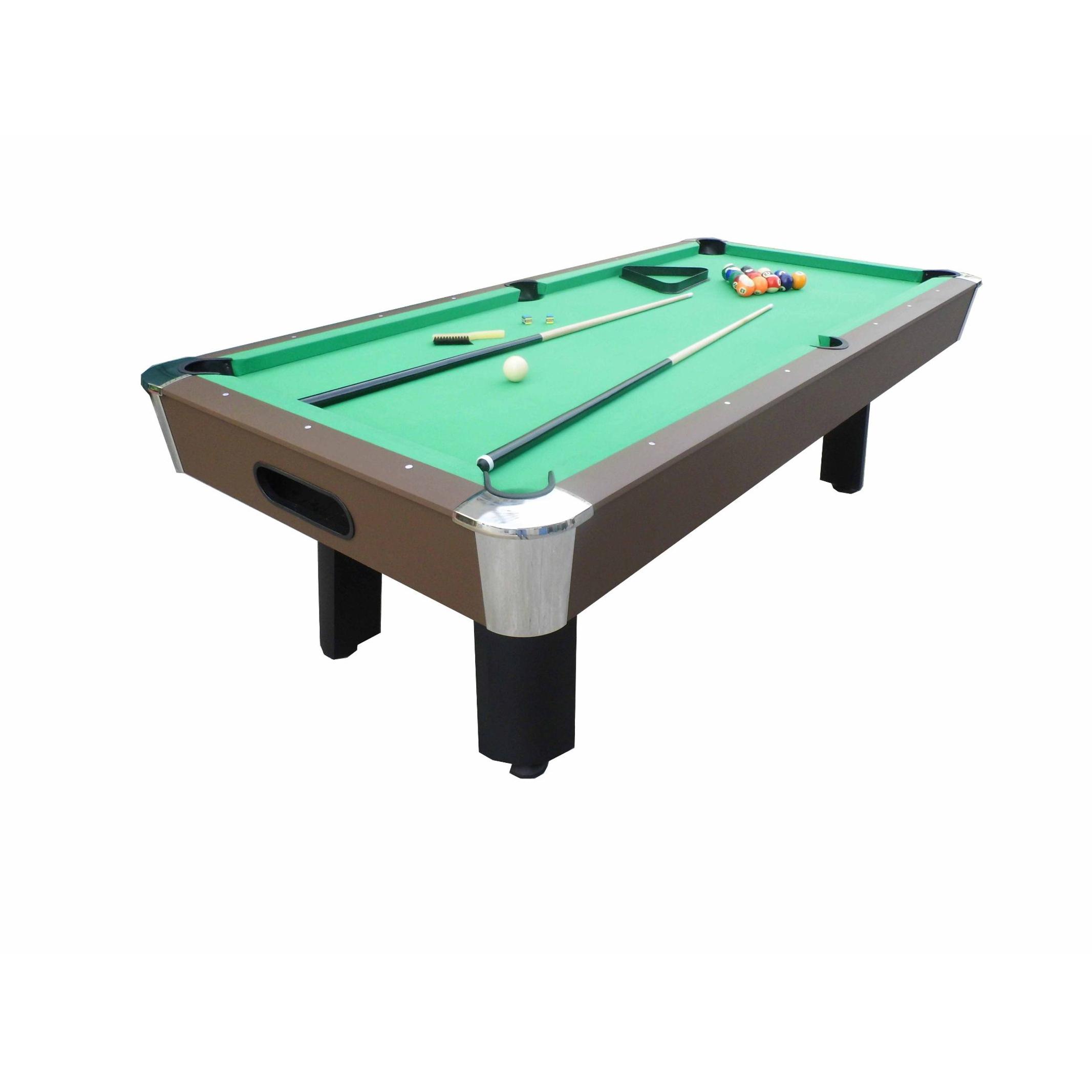 Sportcraft 7 Ft. Arlington Green Billiard Table