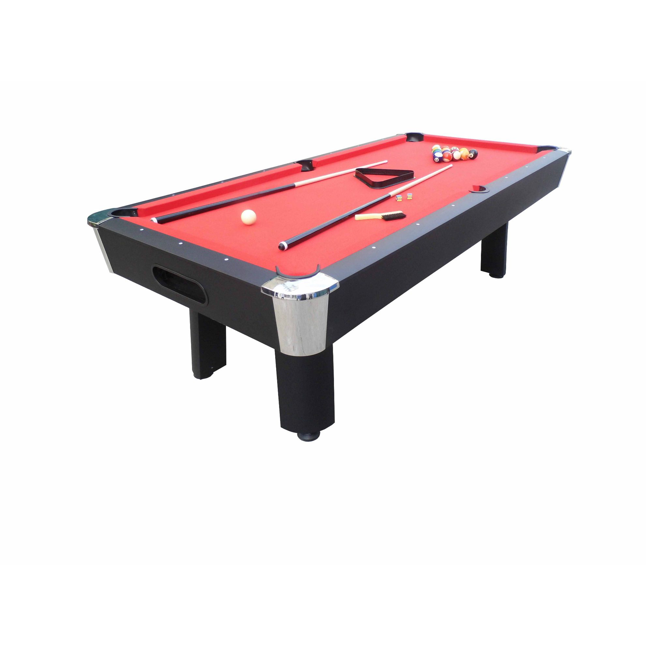 Sportcraft 7 Ft Arlington Red Billiard Table - Sears