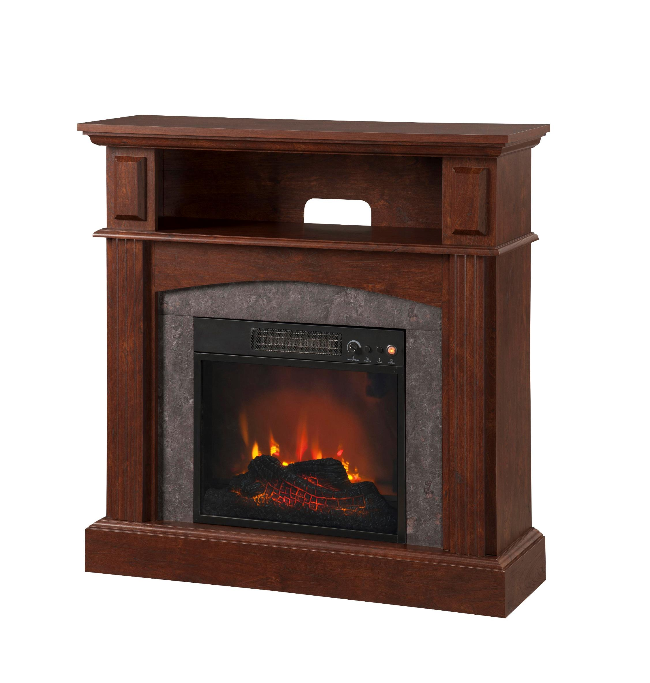 Sale On Electric Fireplaces Essential Home Cranford Electric Fireplace | Shop Your Way