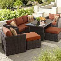 Grand Resort Bedford 6 pc. Outdoor Seating Set with Coffee ...