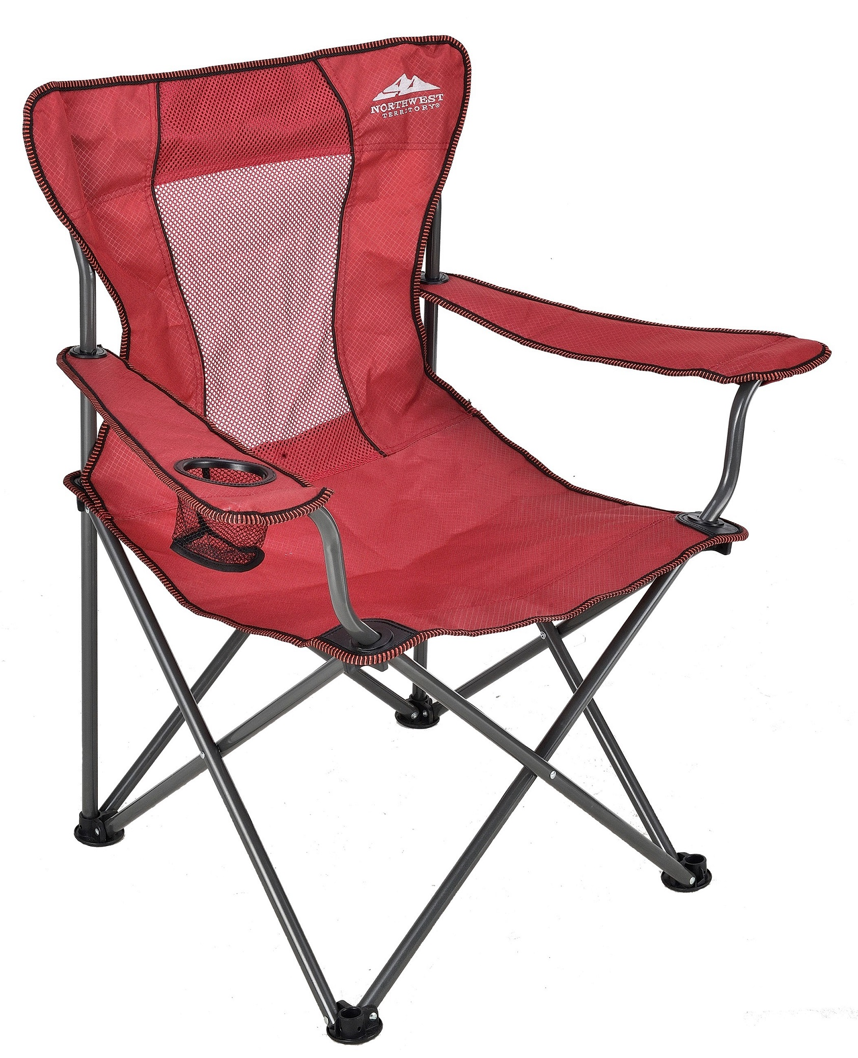 Captains Chair Exercise Deluxe Mesh Captain 39s Quad Chair Wine Red Shop Your