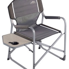 Folding Directors Chairs Overstuffed Chair Cover Northwest Territory Director 39s With Fold Up Side