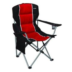 Padded Camping Chair Jazzy Power Battery Craftsman