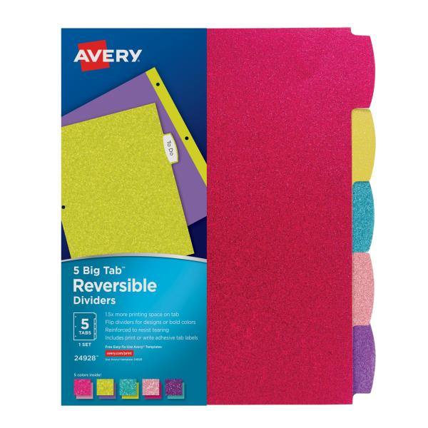 20 Avery Notebook Dividers Pictures And Ideas On Meta Networks