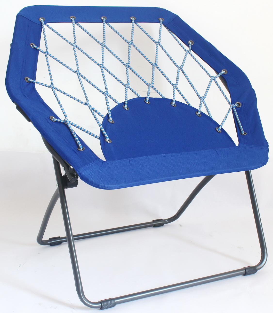 Bungi Chair Hex Bungee Chair Blue