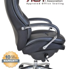 Serta Office Chair 10 Year Warranty Backpack Chairs Smart Layers Commercial Big Tall Series 500 Executive Black 2