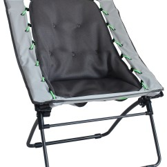 Bungee Chair Weight Limit Eames Eiffel Base Northwest Territory Oversize Gray