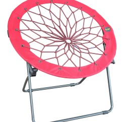 Bungee Chair Weight Limit And Stool In One Bunjo Red