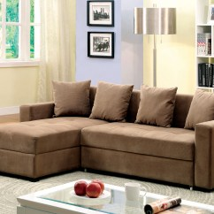 Serta Bonded Leather Convertible Sofa Stone Color Sectional Sofas & Couches | Sleeper - Sears