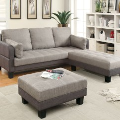Alicia Two Tone Modern Sofa And Loveseat Set Love Sofas Reviews Furniture Of America Kessi Convertible 3 Piece
