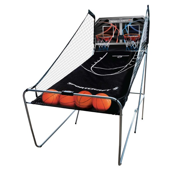 Double Hoop Sportcraft Basketball Game