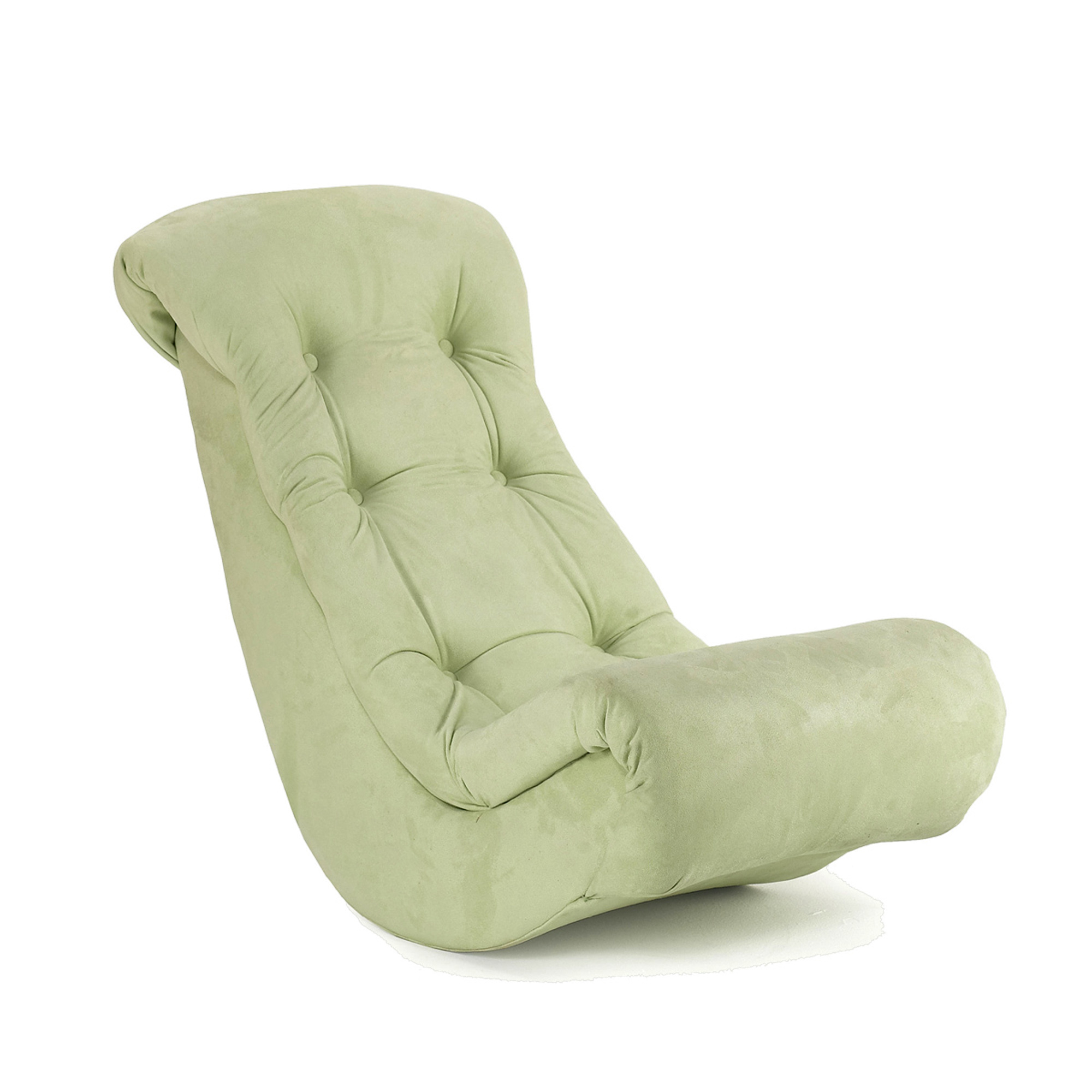 Banana Rocker Chair Komfy Kings Kids Classic Banana Rocker Lime Micro