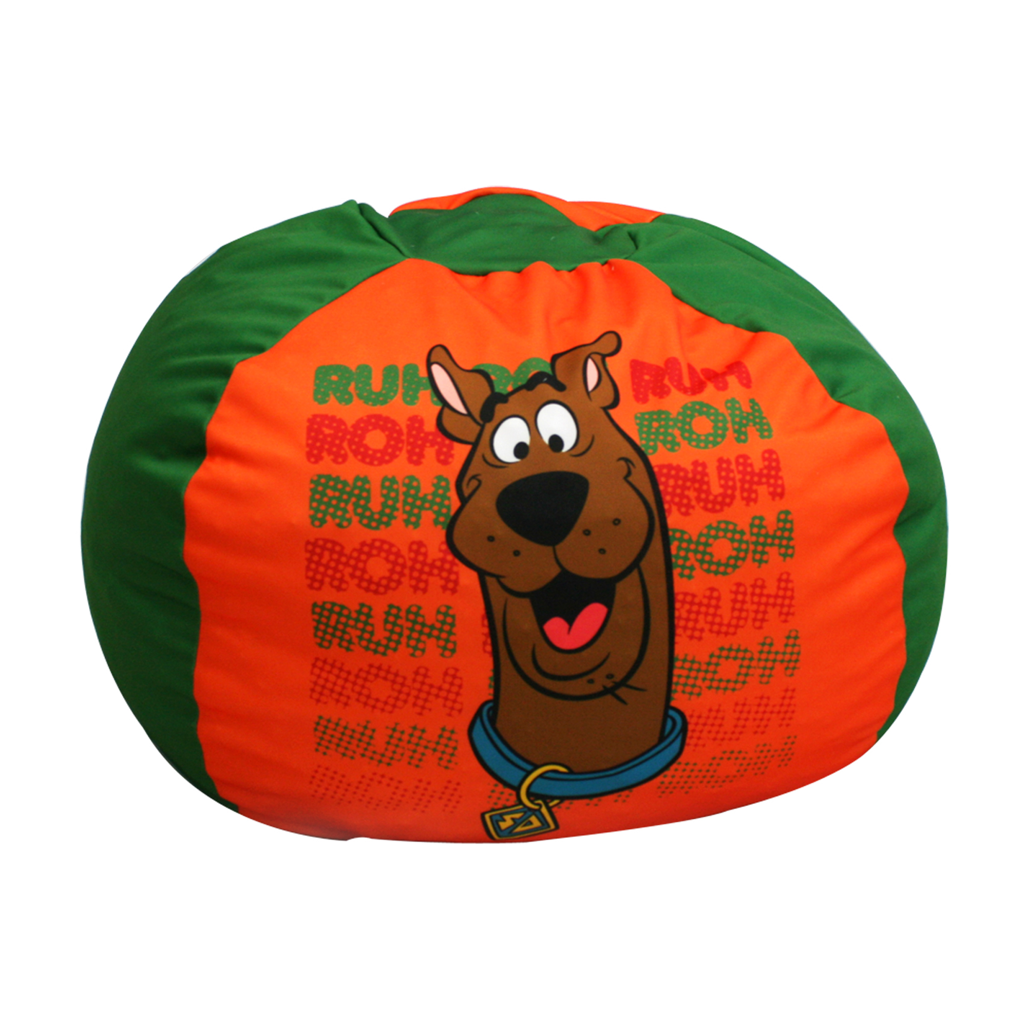 scooby doo chair dillon 1 2 warner brothers toddler roh bean bag