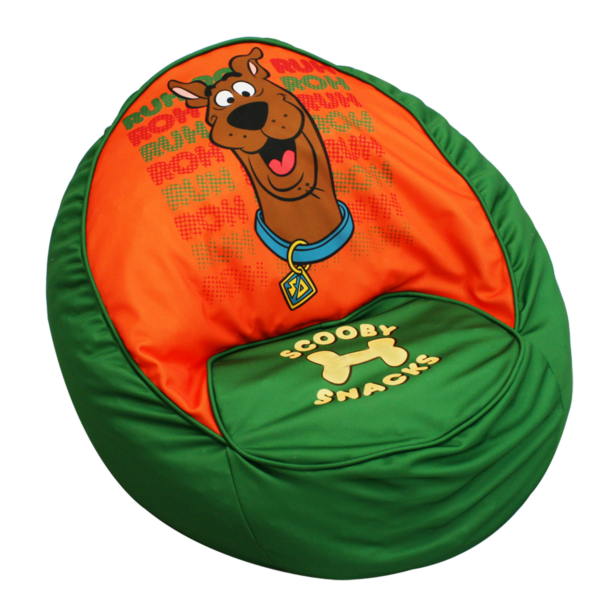 scooby doo chair exquisite covers essex warner brothers toddler roh lounger bean