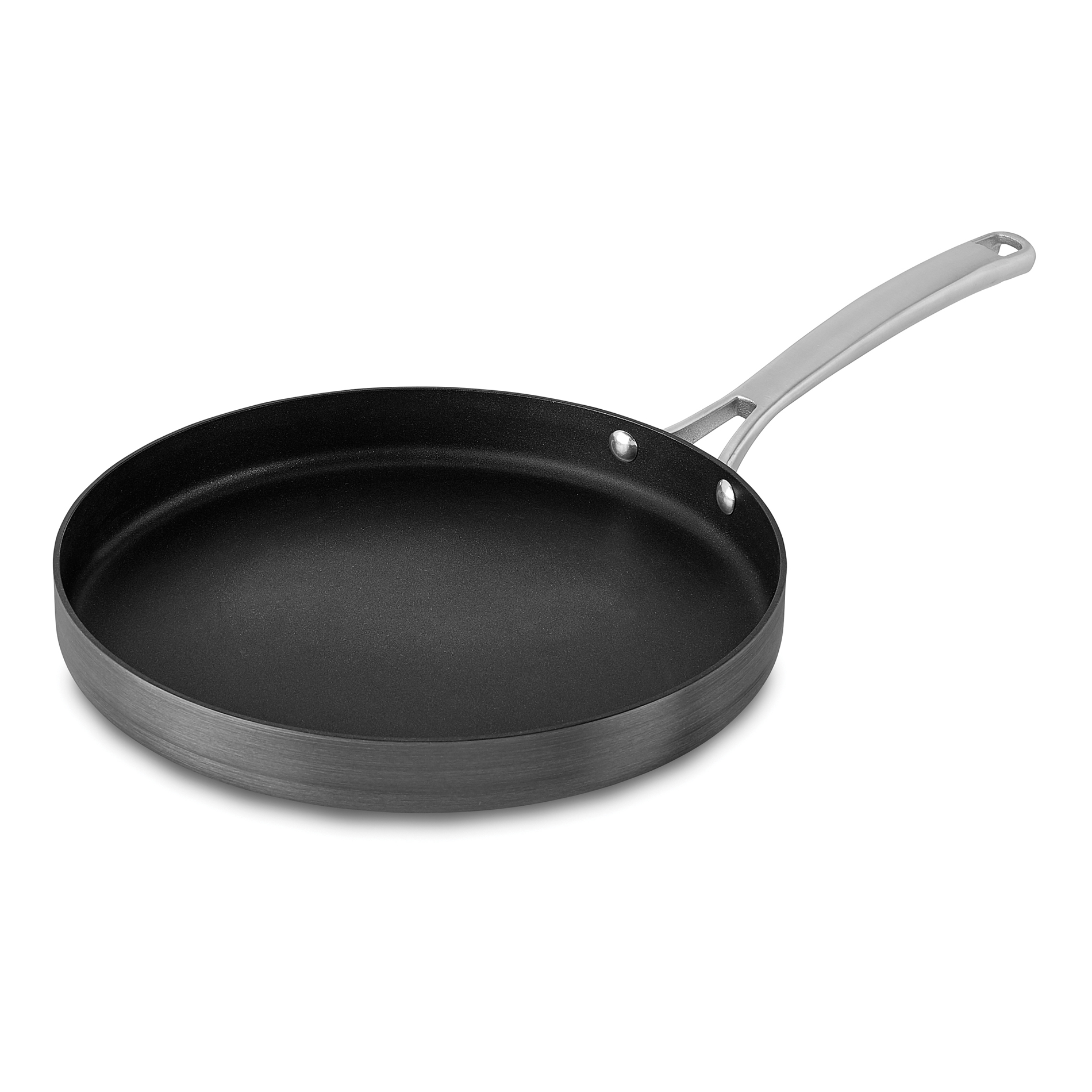 calphalon kitchen outlet cabinet factory classic nonstick 12 inch round griddle shop