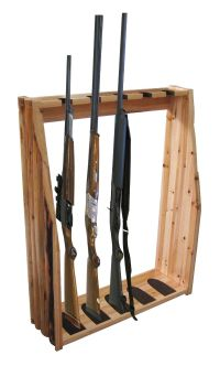 Standing Gun Rack | Autos Post