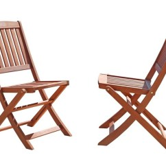 Armless Folding Chair Shermag Rocking Balthazar V1378 4 Vertical Slat Back Chairs Sears Outlet
