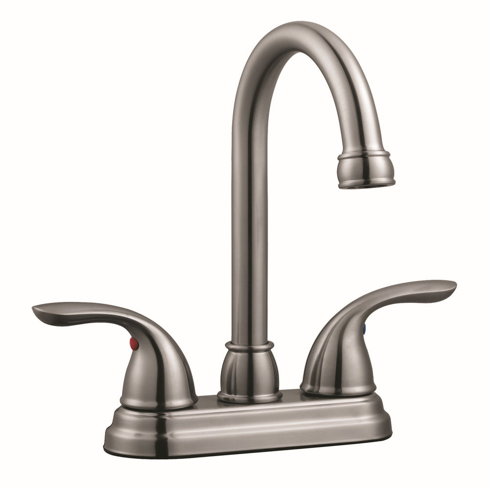 sears kitchen faucets hell games design house 525113 ashland bar faucet satin nickel finish