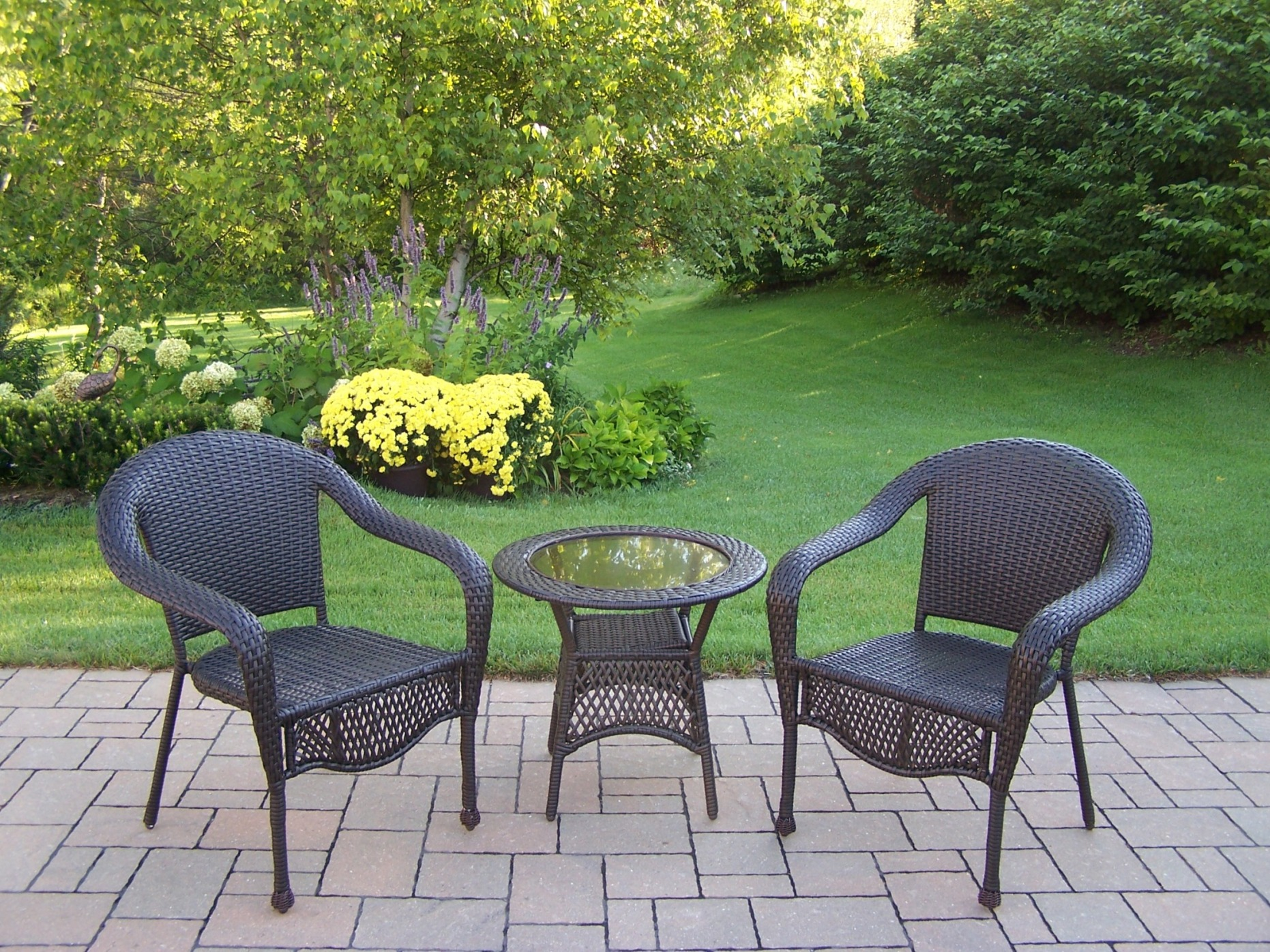 outdoor chairs kmart cool for kids resin wicker furniture