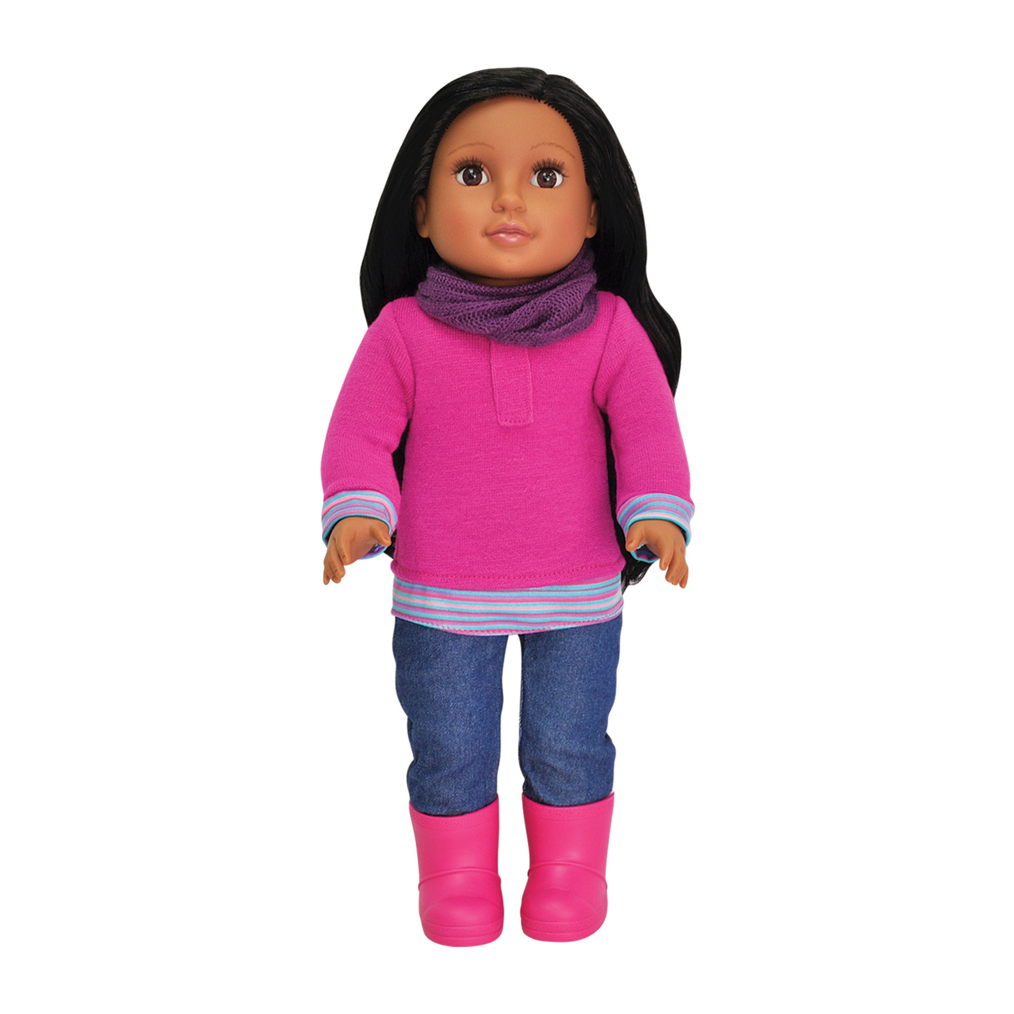 "Newberry Dolls 18"" Amara Doll - Kmart"