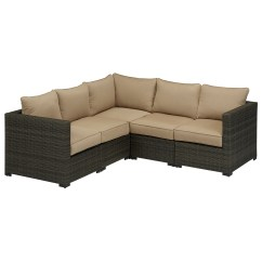 Sears Outdoor Sectional Sofa Chesterfield Blueprints Grand Resort Monterey 5pc Set Neutral