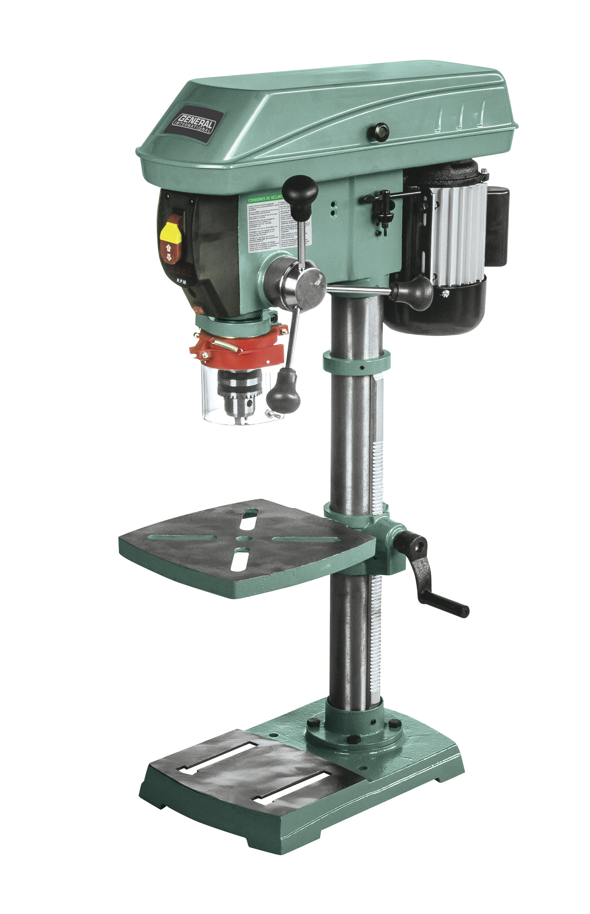 General International 12 Bench top Commercial Variable