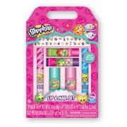 shopkins nail polish & stickers