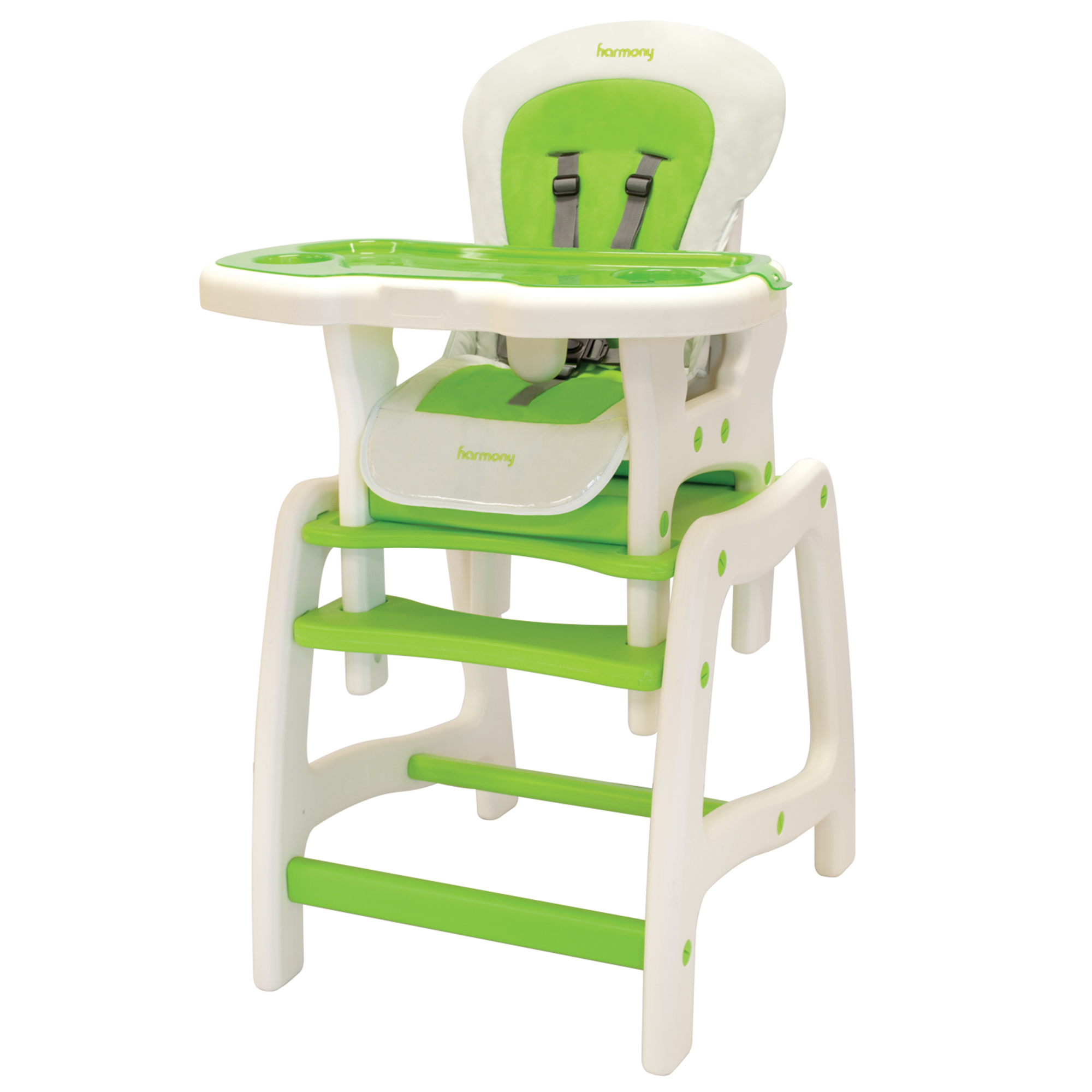Baby Play Chair Harmony Eat And Play 4 In 1 Combination High Chair Activity