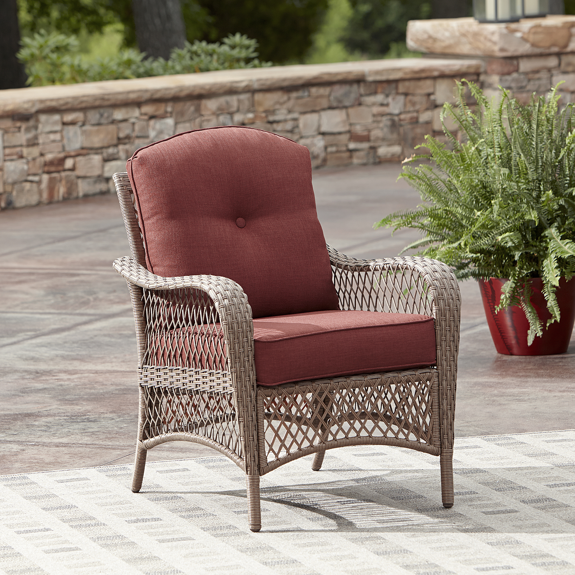 kmart chair cushions desk officeworks grand harbor jamestown chat in wine -