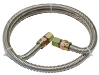 Gas Dryer Hose Connector