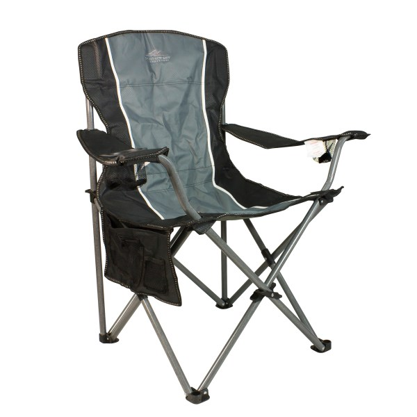 Northwest Territory Director' Chair With Fold Side