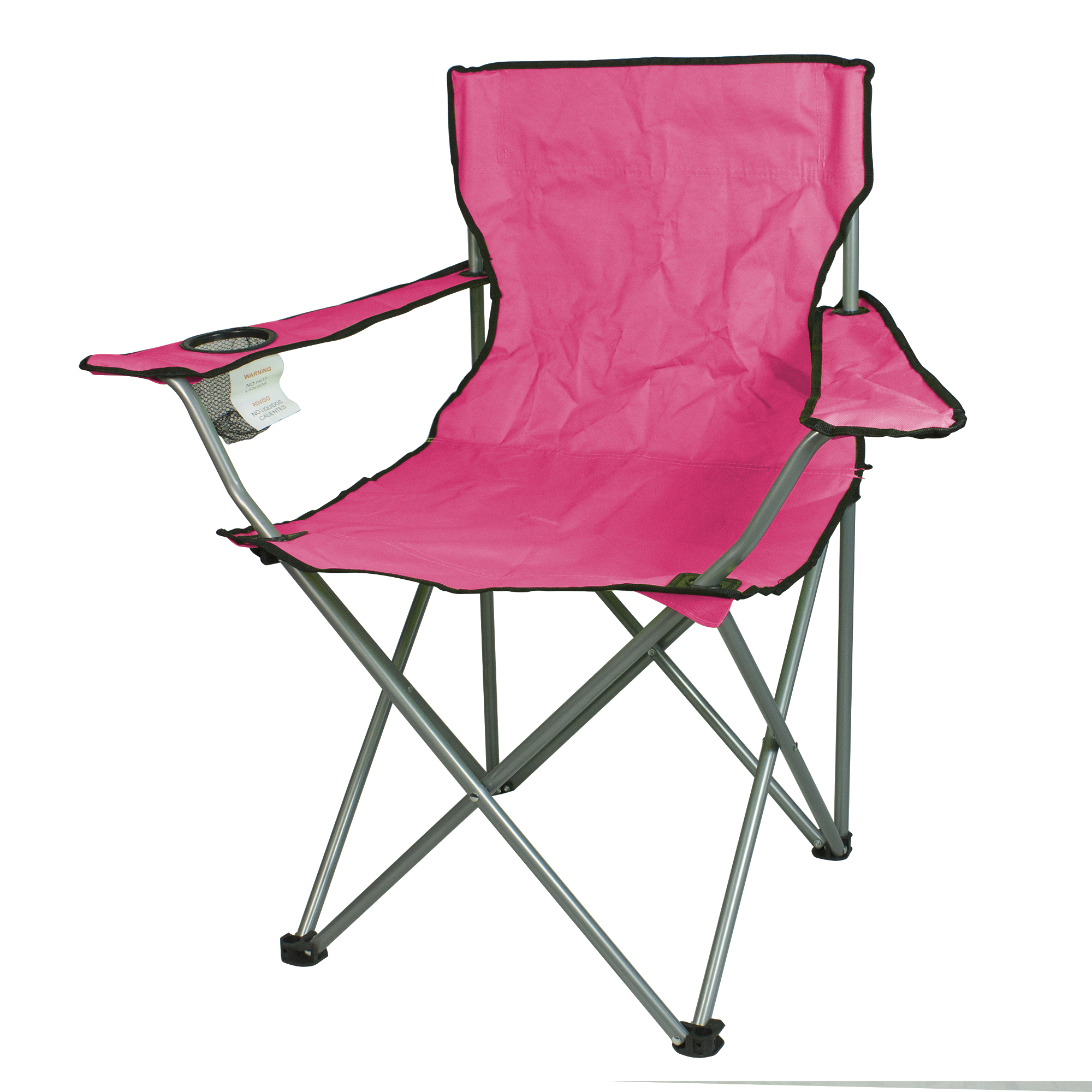 outdoor sports chairs plastic deck target northwest territory lightweight chair bright pink