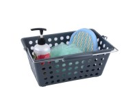 Colormate Small Shower Caddy - Grey - Home - Bed & Bath ...