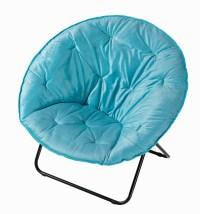Essential Home Moon Chair  Seafoam