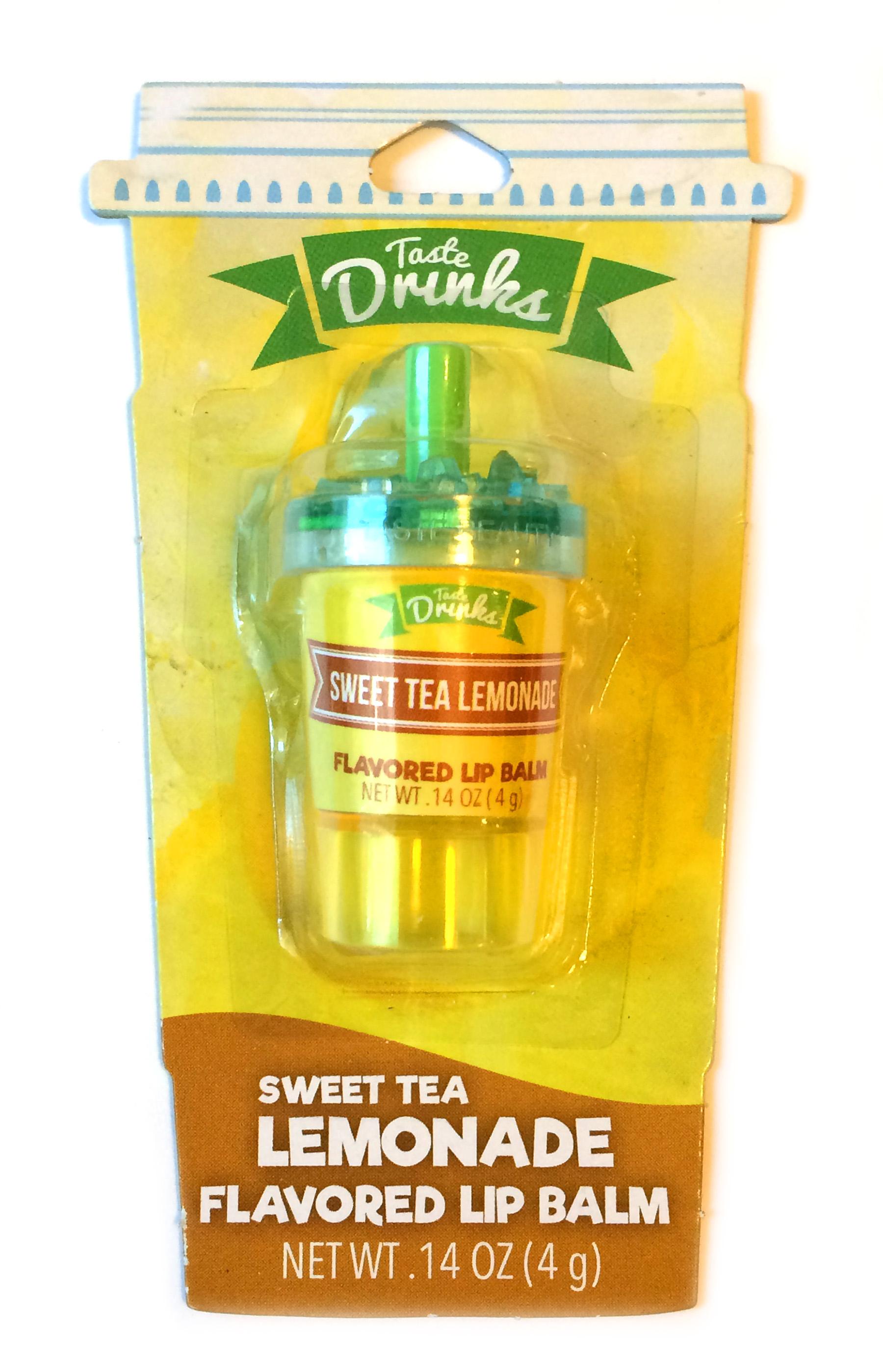 Taste Beauty Taste Drinks Flavored Lip Balm  Sweet Tea