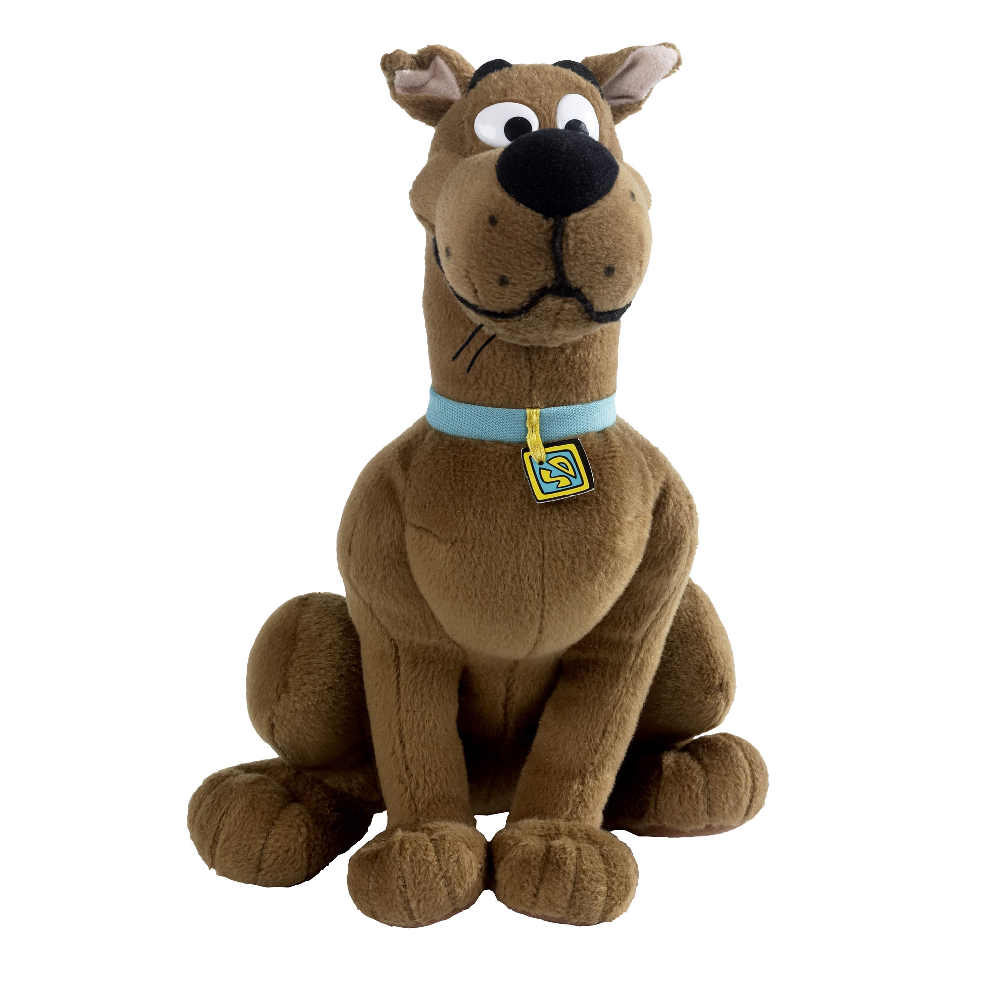 "Scooby-doo 10"" Plush Sitting Scooby"