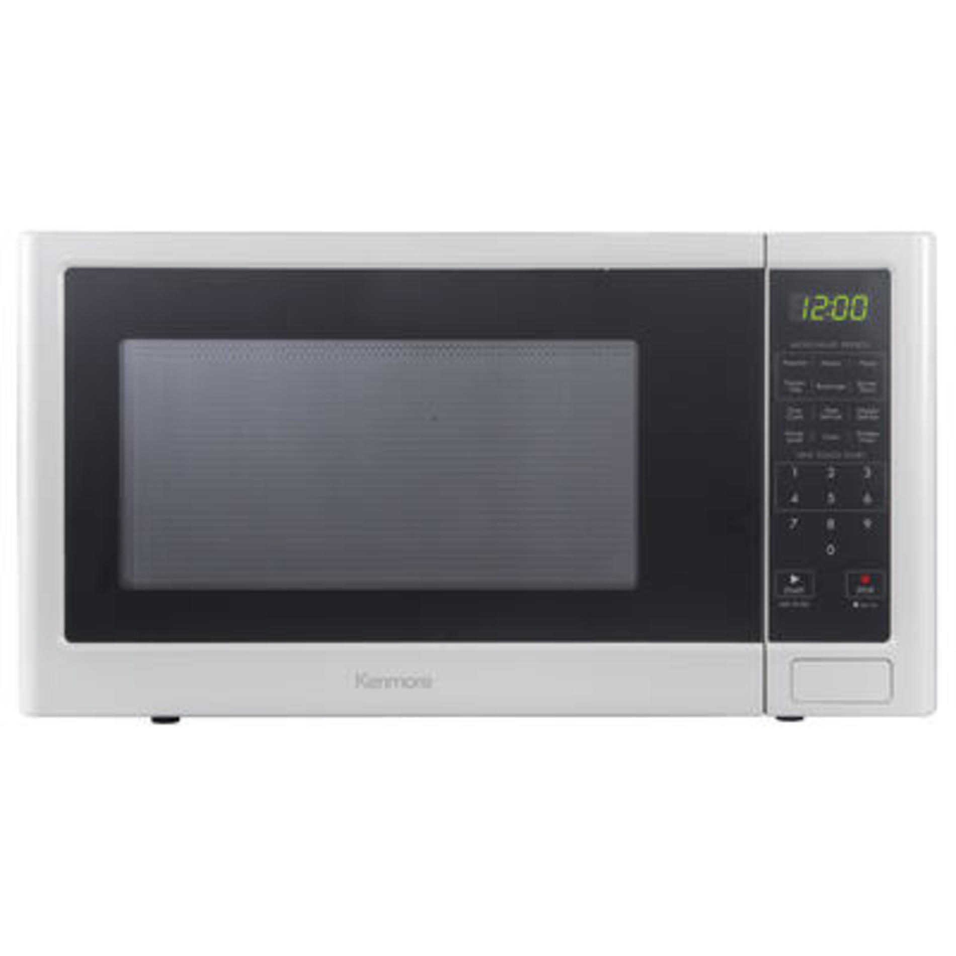 Kenmore P110n30ap-wjw 1.1 Cu. Ft. Microwave Oven - White