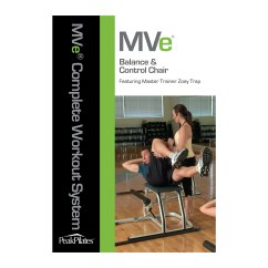 Chair Gym Dvd Set Rocking Avalon Peak Pilates Mve Balance And Control