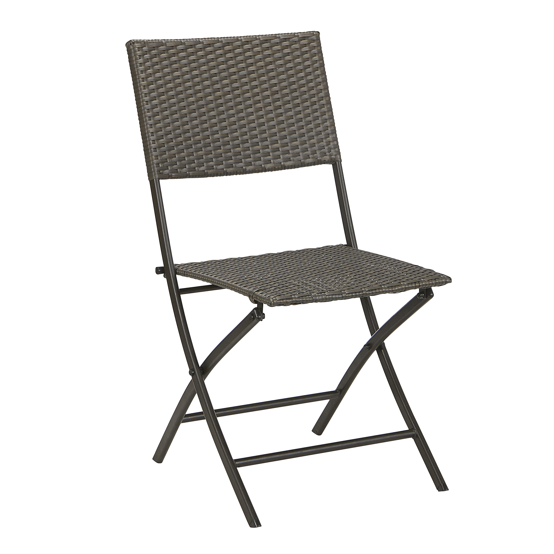 folding wicker chairs louis side chair jaclyn smith resin arm less
