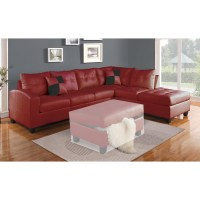 Red Sectional Sofa - talentneeds.com